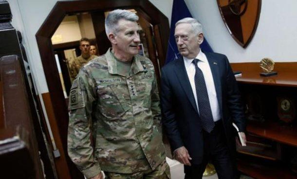 Američki generali: Suprotstaviti se Rusiji, naoružava talibane