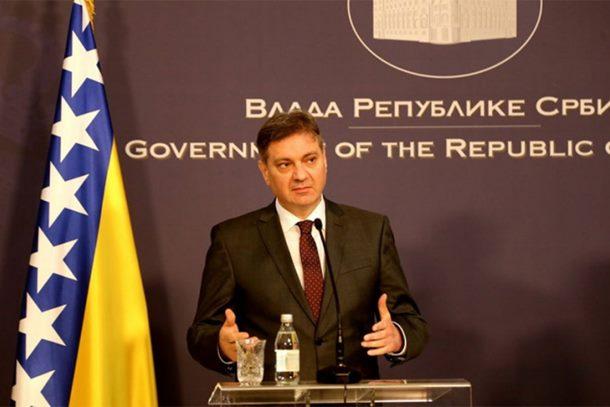 Zvizdić: Pobjeda Vučića garancija regionalne stabilnosti