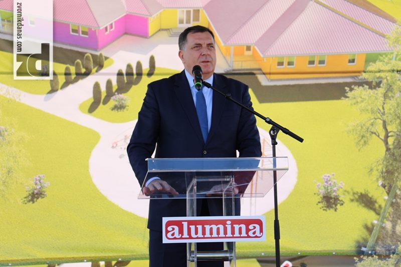 Dodik: Da se ispita rad Osnovnog suda u Zvorniku i da se utvrdi krivična odgovornost