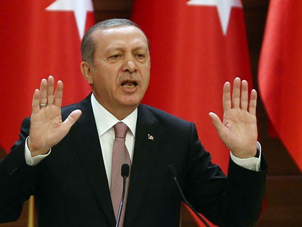 Erdogan: EU je