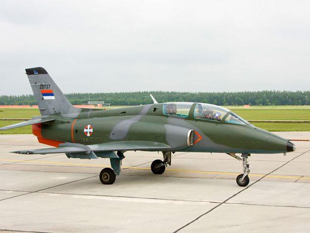 Srušio se vojni avion kod Šapca, poginuo pilot
