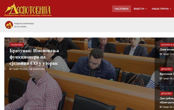 Na portalu prijetnje smrću Snežani Stojanović