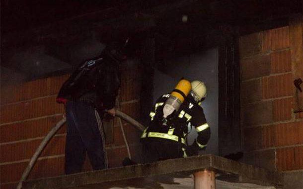 Požar na porodičnoj kući odnio dva života