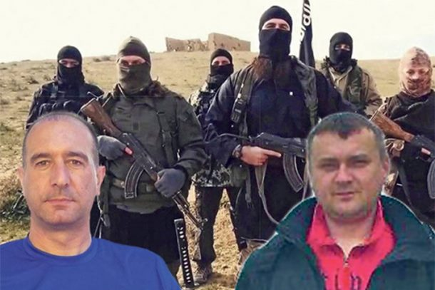 Policajci iz Srbije švercovali bojni otrov za teroriste?