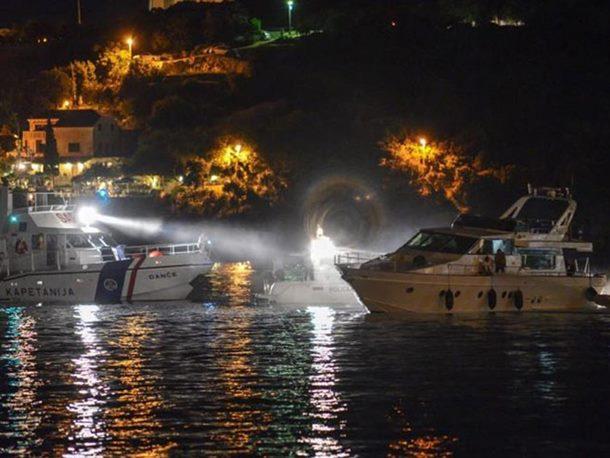 Pomorska nesreća u Hrvatskoj, dvije osobe poginule