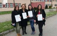 """Veliki uspjeh učenica SŠC """"Petar Kočić"""" iz ruskog jezika"""