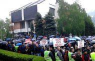 PU Zvornik: Javno okupljanje građana proteklo bez incidenata