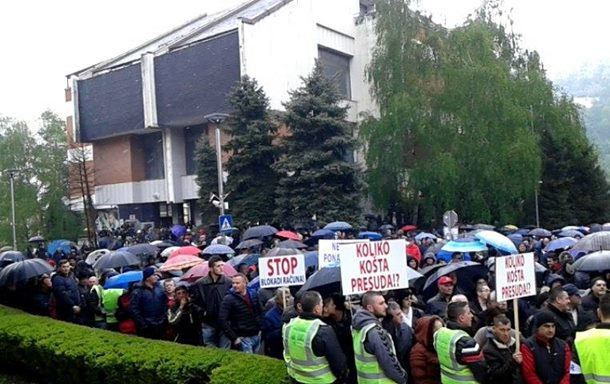 Photo of PU Zvornik: Javno okupljanje građana proteklo bez incidenata