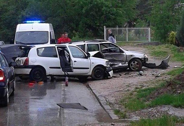 Photo of Saobraćajna nezgoda na putu između Zvornika i Drinjače, ima povrijeđenih