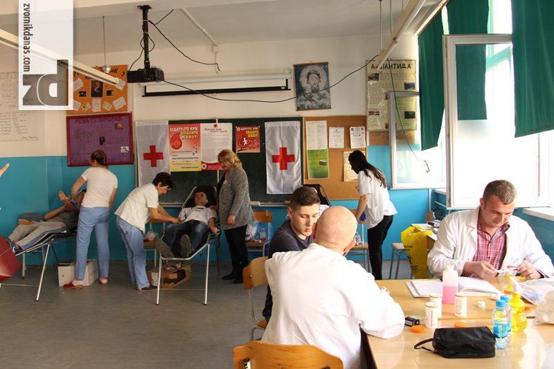 Photo of Akcija dobrovoljnog davalaštva krvi u TŠC