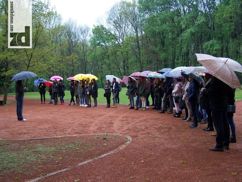 Photo of Učenici posjetili Spomen-područje Donja Gradina