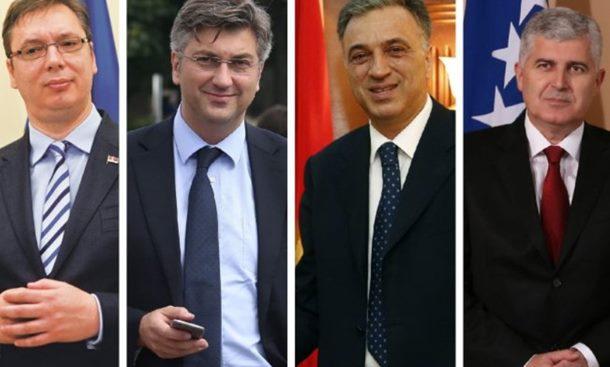 Vučić danas u Mostaru: Regionalni lideri otvaraju teške teme