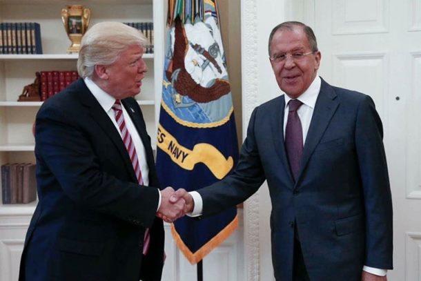 Panika u Bijeloj kući: Tramp otkrio Lavrovu povjerljivu informaciju