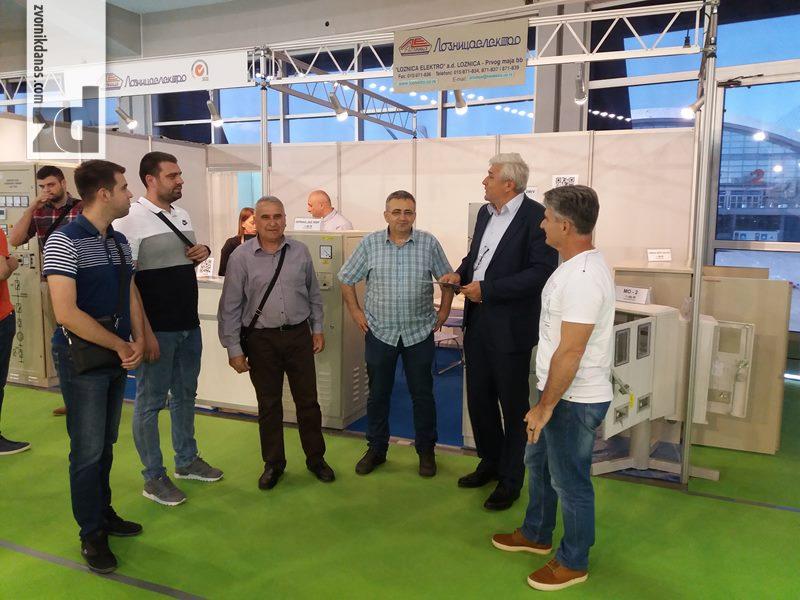 """Photo of Radnici """"Alumine"""" na sajmu tehnike u Beogradu – u korak s novim tehnologijama"""
