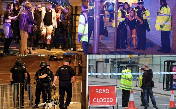 Eksplozija na koncertu Arijane Grande u Mančesteru, 22 mrtvih, napadač poginuo