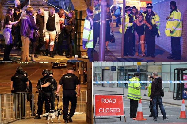 Photo of Eksplozija na koncertu Arijane Grande u Mančesteru, 22 mrtvih, napadač poginuo