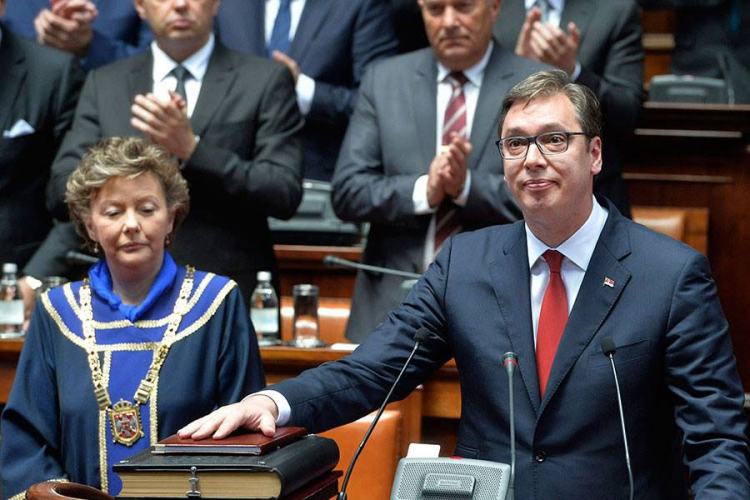 Vučić za vikend počinje konsultacije o novoj vladi