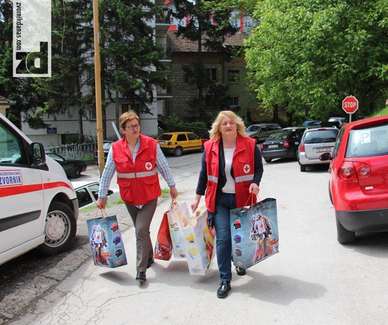 Photo of Aktivnosti zvorničkog Crvenog krsta u Nedelji Crvenog krsta