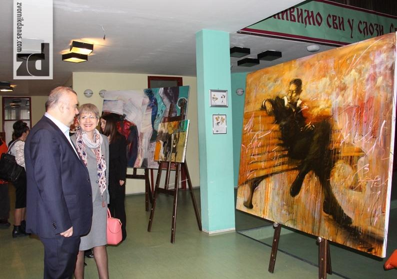 Photo of Otvorena izložba bugarskih umjetnika