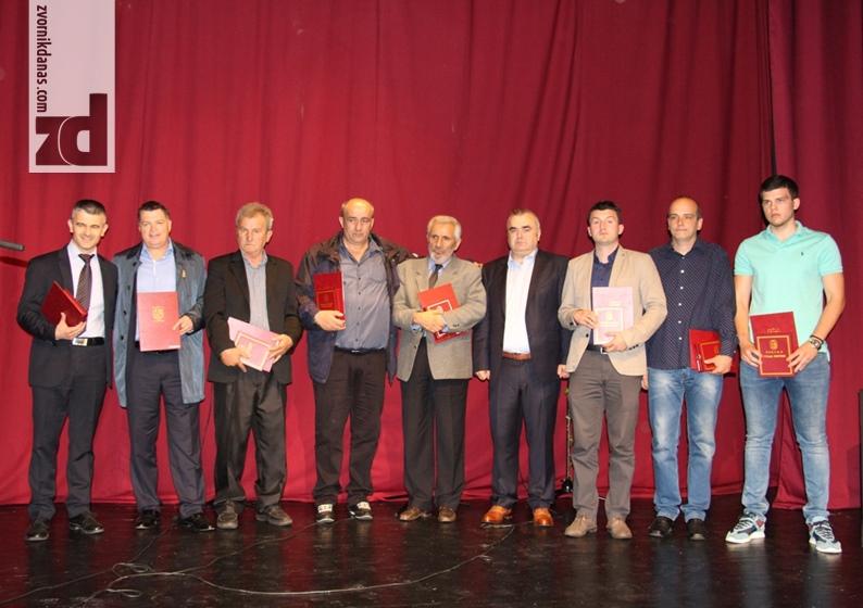 Photo of Svečanom akademijom i dodjelom priznanja obilježen Dan grada Zvornika
