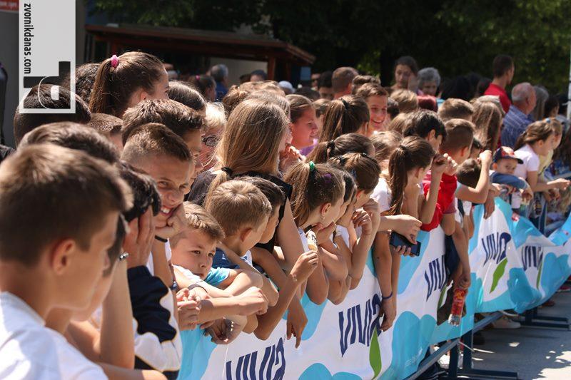 Photo of Ulična trka okupila preko 1.000 djece i mladih