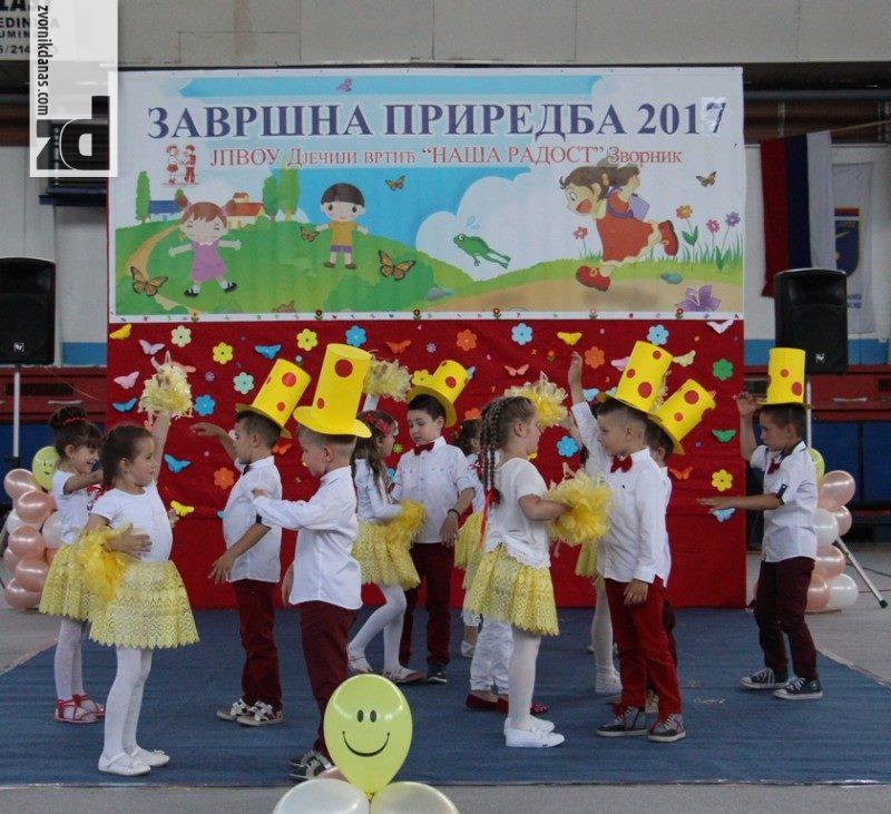 Photo of Završna priredba okupila 380 predškolaca
