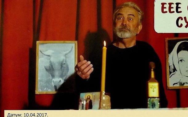 Monodrama ''Eee sudbino, sudbino'' pred zvorničkom publikom