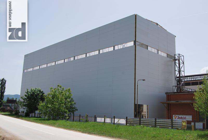 """Photo of Novi proizvodni pogon u """"Alumini"""" – uskoro probna proizvodnja precipitiranih hidrata"""