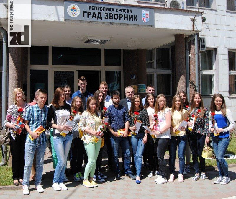 Photo of Vukovci srednjih škola nagrađeni za svoj trud