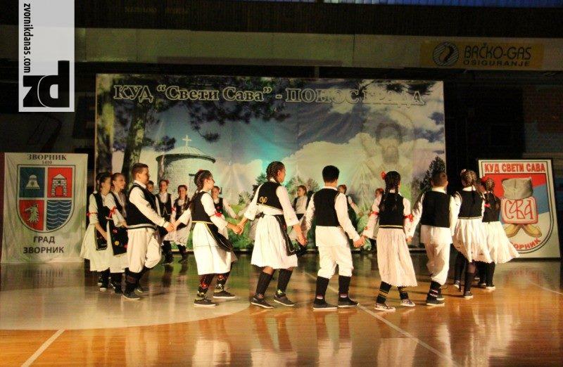 """Koncert KUD-a """"Sveti Sava"""" u okviru obilježavanja Dana grada"""