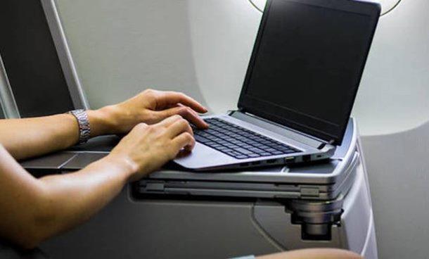 Nema zabrane unošenja laptopova i tableta u avion