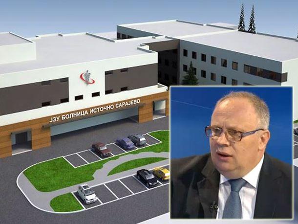 Počinje izgradnja zgrade Bolnice Istočno Sarajevo