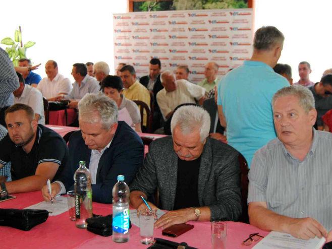 Photo of U Zvorniku zasjeda Glavni odbor SP