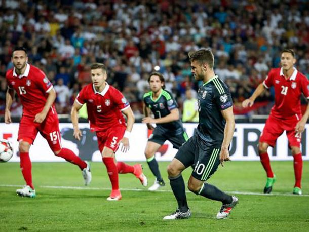Kvalifikacije za SP: Srbija- Vels 1:1