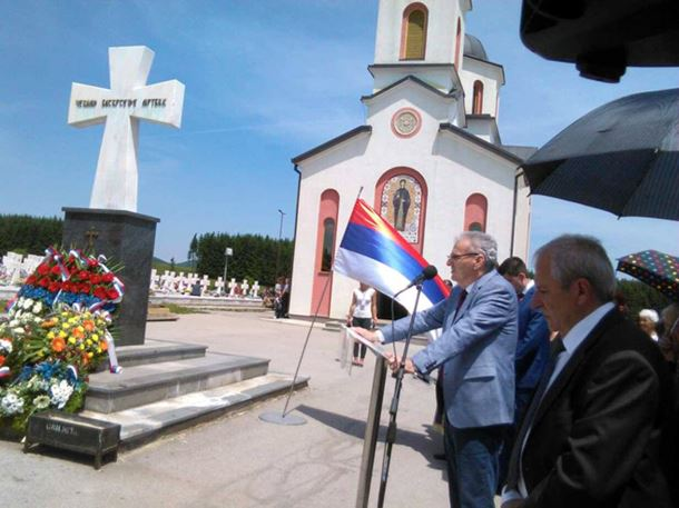Obilježen 16. jun - Dan odbrane Sarajevsko-romanijske regije