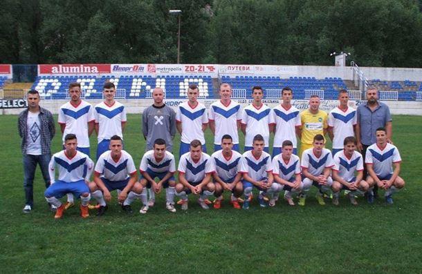 Photo of Pobjeda fudbalske reprezentacije Zvornika na debiju