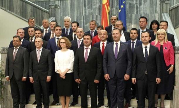 Photo of Makedonija dobila novu Vladu, Zaev premijer