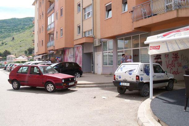 Photo of Pokušaj ubistva u Trebinju: Pucano na bivšeg policajca