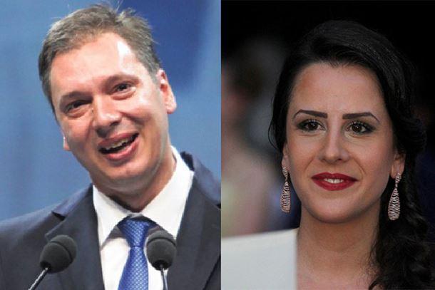 Najmlađi Vučić dobio ime, među prvima čestitala Angela Merkel