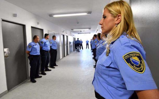 Čuvari se spremaju za prve zatvorenike