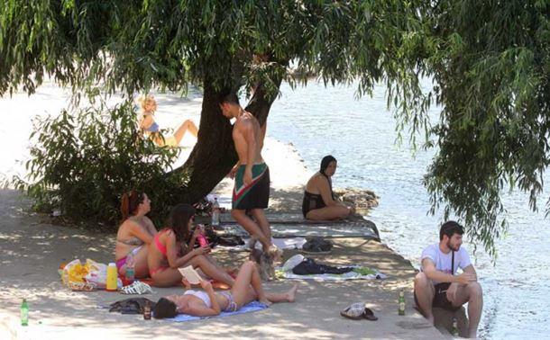 Opasnost vreba iz rijeka, spas na bazenima