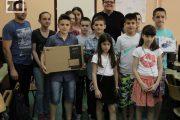 Zvornički osnovci osvojili nagradu iz robotike
