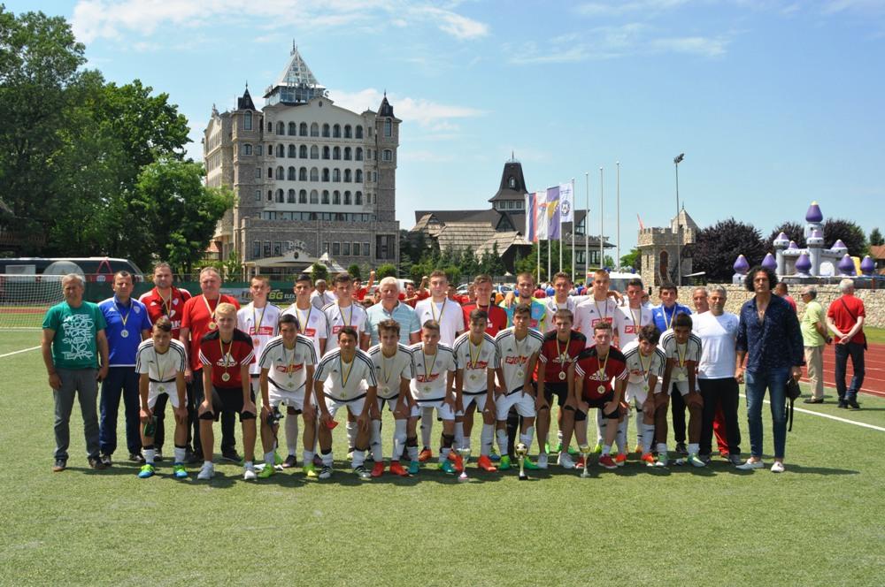 Završni turnir Omladinske lige BiH – finalna utakmica  ZVIJEZDA 09 – VELEŽ 1 : 2 (1 : 1)