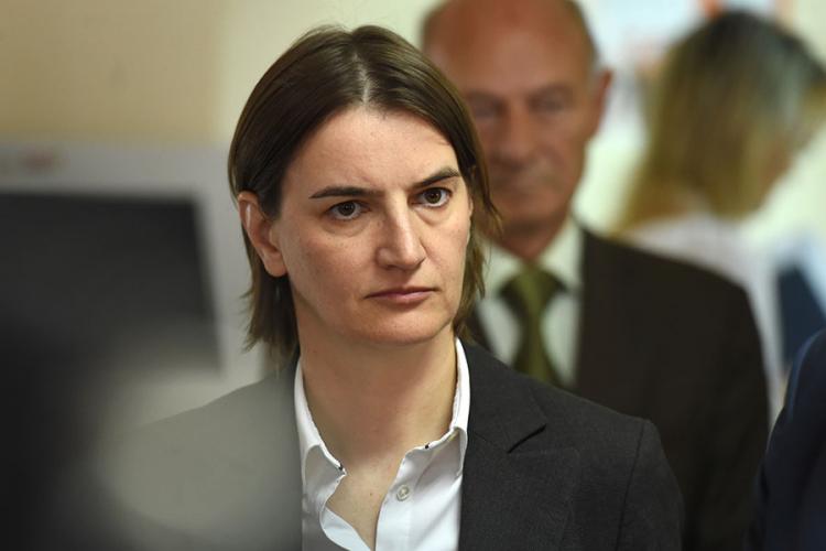 Impozantna imovinska karta Ane Brnabić