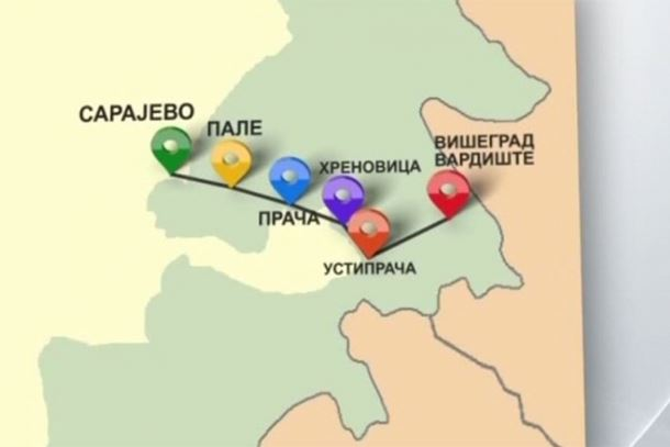 Ni danas nije postignut dogovor o trasi brze ceste Sarajevo-Beograd