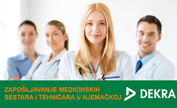 Photo of DEKRA zapošljava medicinske radnike u Njemačkoj