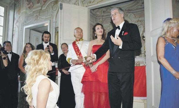 U Italiji raskrinkan lažni princ Crne Gore