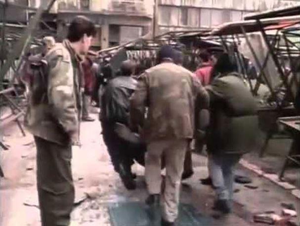 Italijanski general sumnja u interpretaciju da su Srbi granatirali Markale