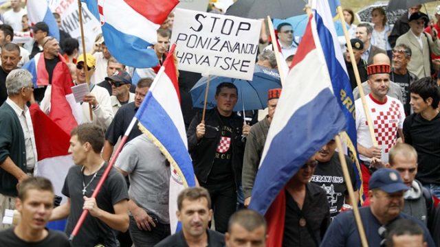 Hrvatska se odriče antifašizma