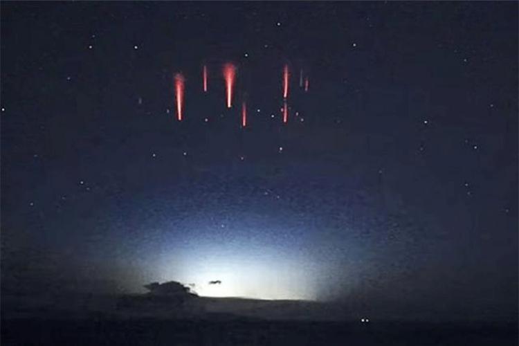 Australijanac snimio jedan od rijetkih fenomena na planeti (video)